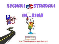 Segnali stradali in rima Dads, Video, Montessori, Geography, Winter Time, Art, Fire Department, Fathers