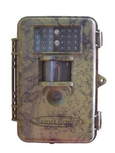 ScoutGuard SG560-8MHD 720P HD Video Long Range Low Grow Hunting Trail Scouting Game Camera