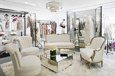 LANVIN MADISON AVENUE 3rd floor Bridal 01 Lanvin Store   Madison Avenue, New York
