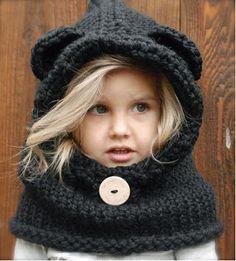DulcesAmigus: Patrones crochet: especial gorros infantiles
