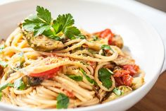21 Pasta Dishes to Make Your Summer Dairy-Free and Delicious   One Green Planet