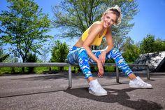 Das Fitness Model aus Karlsruhe in Aktion. Ihr wollt mehr von dem Moedl regina sehen dann besucht ihre Sed Card