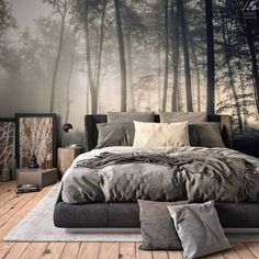 Home Decor Outlets Bedroom Inspiration : Sadriano_visual The Definitive Source for Interior Designers Awesome Bedrooms, Beautiful Bedrooms, Bedroom Inspo, Home Bedroom, Bedroom Inspiration, Bedroom Ideas, Gothic Bedroom, Bedroom Decor For Couples, Luxurious Bedrooms