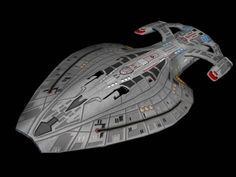 ARGONAUT_class_Federation_starship.  Early 25th century.  Primary Function:  exploration