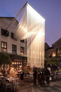 RIBA's 'Shanghai Windows' #lighting #applications