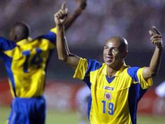 Colombia 2 Venezuela 0 in 2001 in Barranquilla. Freddy Grisales got a goal after 15 minutes in Group A at Copa America. 1-0 to Colombia.