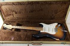 Fender Stratocaster '50ies MX maple/alder