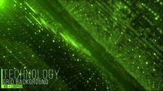 Technology Grid Background by sonderson Technology Grid Background ¨C 10 sec. looped full HD Technology backgrounds
