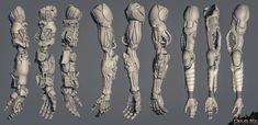 Deus Ex - Mankind Divided Augmentations, KEOS MASONS - Marco Plouffe on ArtStation at https://www.artstation.com/artwork/Og5vg