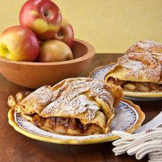 Holiday Apple Pancake with Banana, Gluten Free