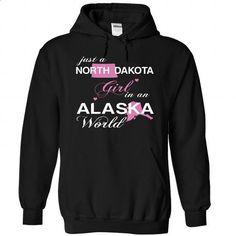 048-ALASKA BUBBLE GUM - #slogan tee #sweatshirt man. ORDER NOW => https://www.sunfrog.com/Camping/1-Black-81751382-Hoodie.html?68278
