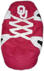 Oklahoma Sooners Big Foot Bean Bag