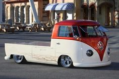 VW truck...#Insurance #Quotes #free check and see if you can save in #Eugene