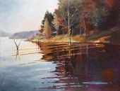 """Catherine Bryant, """"Peaceful Reflections"""""""