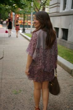 The Troy Sip: Free People Dress