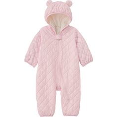 BABY BODY WARM LITE LONG SLEEVE ONE PIECE OUTFIT