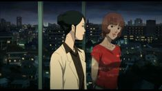 Atsuko/Paprika - Paprika (2006, Madhouse Inc, dir. by Satoshi Kon). Great movie!