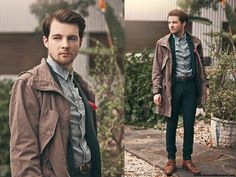 """Quadrophenia"" by Ben Galbraith on LOOKBOOK.nu"