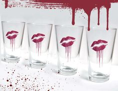 The Zombie Love Glass Markets Towards Living Dead Lovers trendhunter.com