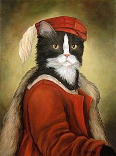 Carol Lew : Old World Animal Portraits | It's all about the animals
