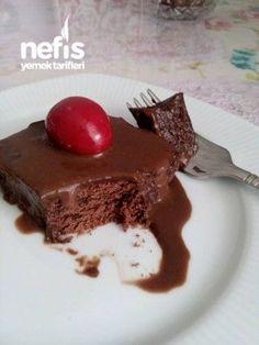 Video Description Chocolate Cake Video How to make a recipe? Cookie Desserts, No Bake Desserts, Chocolate Cake Video, Pasta Cake, Pudding Cake, Mini Cheesecakes, Easy Cake Recipes, Desert Recipes, Yummy Cakes