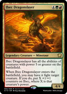 Ibec Dragonslayer Wapulatus Talkulatus