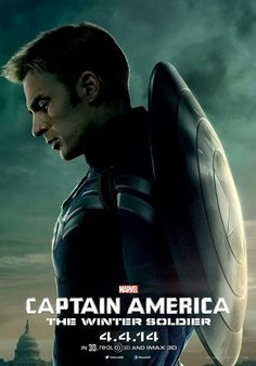 Captain America. So excited it's not even funny!