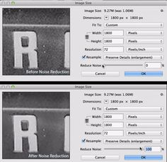 The Best Way to Enlarge Low Resolution Images in Photoshop