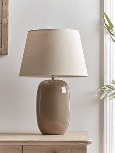 Table Lamps Uk, Table Lamp Base, Ceramic Table Lamps, Lamp Bases, Modern Glass, Rustic Style, Lamp Light, Glaze, Shabby Chic