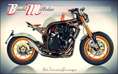 suzuki#bandit1200#special project#streetfighter#modern cafe racer