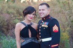 Marine corps ball dress, makeup, and hair. Same dress as I had last year! Marine Corps Birthday, Marine Corps Ball, Classy Updo, Military Ball Dresses, Usmc, Dress To Impress, Homecoming, Ball Gowns, Style Inspiration