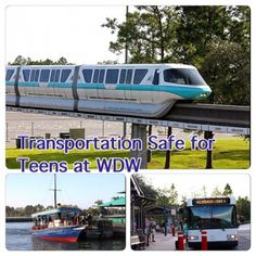 Teens Love Walt Disney World Vacations Big Time - Tips for taking teens to #Disney: Transportation