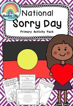 This pack is designed to encourage students to think about the message and values of National Sorry Day and how it relates to their personal world. Suitable for years 2 - 6.