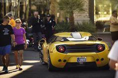 'What the hell is that?' (Lamborghini Gallardo 5-95 Zagato) [OC] [OS] [2560x1706]