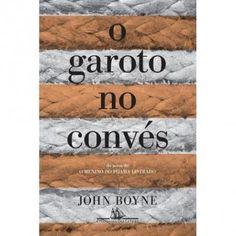 Duas semanas seguindo uma aventura com o autor John Boyne em seu livro O Garoto no Convés, com 492 páginas, foi surpreendente. A primeira surpresa foi com a narrativa bem humorada. Eu só tin…