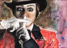 DeviantArt: More Like Silence Of The Ghosts by LindaMarieAnson Panic! At The Disco, Worlds Largest, Joker, Deviantart, Artist, Painting, Fictional Characters, Artists, Painting Art