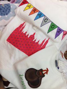 Camisetas perfectas para llevar en las Fiestas de la Virgen del Pilar.
