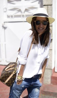 Loving On: Summer Hats