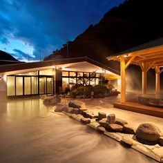 Hakone Yumoto ONSEN (Hot Spring) Japan- I plan to go to one of these hot springs when me& my husband travel to Japan<3 I seriously cant waiiiiiit!!:D