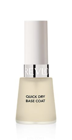 Revlon Quick Dry Base Coat is the best at keeping nails polished