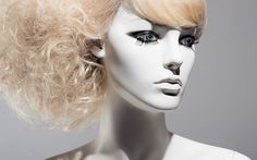 MAGNOLIA Collection - Realistic Female Mannequins by More Mannequins #FemaleMannequin #RealisticMannequin #MannequinMakeUp