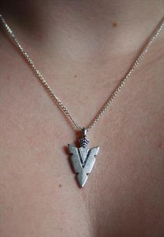 Arrowhead Necklace from SavvyPigeon