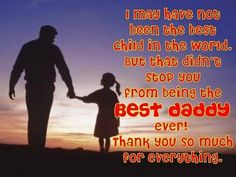 fathers day wishes daughter
