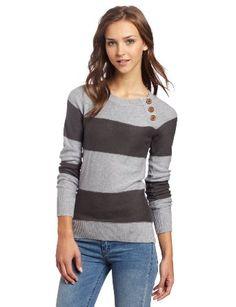 Amazon.com: Roxy Juniors Bear Valley Sweater: Clothing