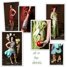 We're back with more from IIDA Couture!    There are hundreds of photographs! So we've tried to narrow them down for you!    If you missed our previous posts...here they are:    Part 4    Part 3    Part 2    Part 1    Now for Part 5!    Check out the Amazing Competition at the IIDA Couture show this Year!    Can you believe all of these materials are ..just that..Materials!    From Carpet, to Vinyl flooring, From Laminates to Commercial Fabric,    From Paint to Glass tiles! It's crazy!! These designers did a Fantastic Job!    Take a look at these unbelievable photographs!                                                    Hope you enjoyed it!!!    We had a blast at the event!    Now time to think what we will do Next Year!    Cheers!    ~within        Images thanks to BQ Photography.