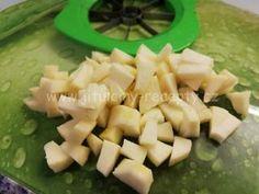 Tvarohové lívance s jablky | příprava jablek Dairy, Cheese, Food, Essen, Meals, Yemek, Eten
