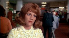 "The late, great Madeline Kahn in her first move role in ""What's Up, Doc?"" As ""I am not a Eunice Burns, I am the Eunice Burns!"""