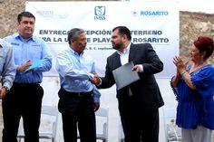 Baja California Digital: Entregan predio al IMSS para construcción de nueva...
