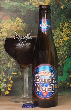 """Bush de Noël - Bush de Noël (brasserie Dubuisson - Belgique) -  #BeeryChristmas 12/12/2015 - """"Saveur-Biere.com"""" -  https://twitter.com/FranckRouanet/status/675983560315183104/photo/1 -"""