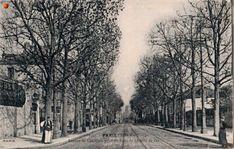 avenue de Châtillon - Paris 14ème